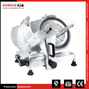 Semi-Automatic Commercial Electric Meat Slicer pictures & photos