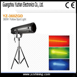 IP20 Stage 360W Follow Spot Light pictures & photos