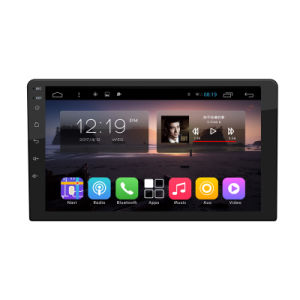 10.1 Inch Android 6.0 System Full Touch Screen with GPS Bt Radio Mirror Link