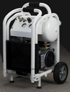 Tat-2520hn Oil- Free Silent 2.0HP Manumotive Air Compressor (2.0HP 20L) pictures & photos