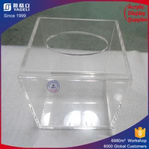 Acrylic Tissue Box pictures & photos