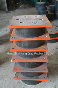 Lead Rubber Bearing for Bridge and Construction with High Quality pictures & photos