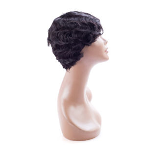 Synthetic Wigs for Women Lace Front Wig Short Wave Wig pictures & photos