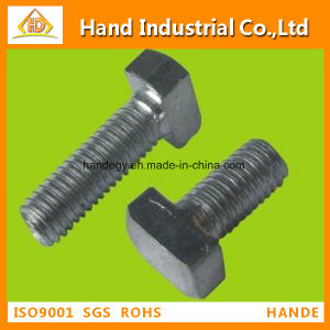 "Stainless Steel Competitive Price Grade 316 3/8"" T Head Bolt pictures & photos"