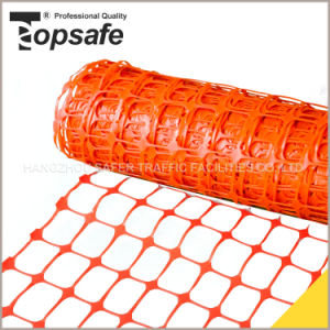 PE Orange, Green Color Safety Fence pictures & photos