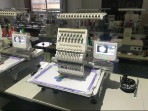Holiauma Hot Selling Ho1501c 1 Head Computerized Swf Embroidery Machine Prices with High Quality Using for Embroidery Sewing Machine pictures & photos
