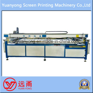 Non-Woven Fabrics Flat-Bed Screen Printing pictures & photos