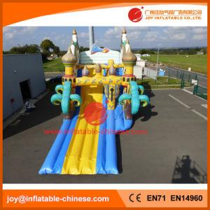2017 Inflatable Bouncy Castle Super Slide for Amusement Park (T4-621) pictures & photos