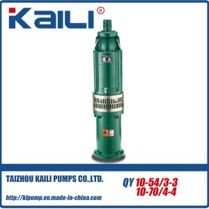 "2′&2.5""&3′ Outlet QY Oil-Filled Submersible Water Pump pictures & photos"