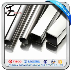 Tisco 304 Cold Rolled Stainless Steel Seamless Pipe pictures & photos