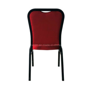 Metal Frame Stacking Dining Chair for Hotel Banquet (JY-B10) pictures & photos