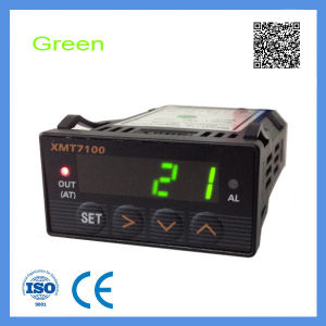 Shanghai Feilong Pid Temperature Controller with White LED Display pictures & photos