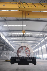 T, Tdmk Large Size Synchronous Low Speed High Voltage Ball Mill AC Electric Induction Three Phase Motor Tdmk630-40/2600-630kw pictures & photos