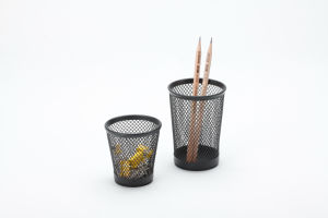 Metal Mesh Stationery Pencil Holder/ Office Desk Accessories pictures & photos