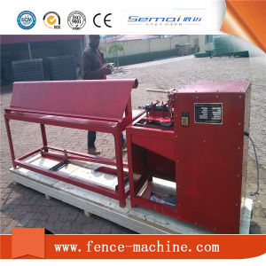 Double Wire High Speed Fully Automatic Chain Link Machine Price pictures & photos