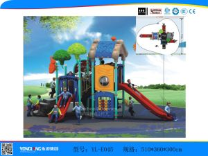 Popular Kid Playground Equipment Outdoor Playground for Sale (YL-E045) pictures & photos