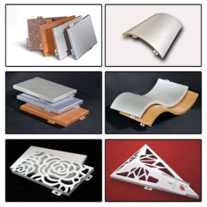 Aluminum Ceiling Tiles for Wall Decoration pictures & photos