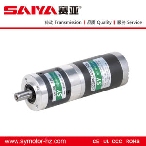 52mm Gearbox DC Transmission Motors pictures & photos