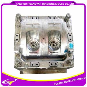 Plastic Injection ABS Lamp Base Mold pictures & photos