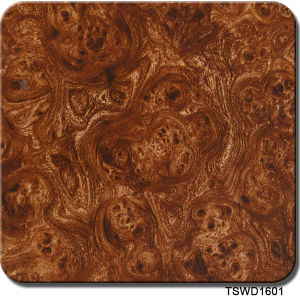 Tsautop 1m Width Popular Wood Grain Hydrographic Film Water Transfer Printing Film PVA pictures & photos