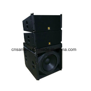 "PRO Audio Vera36 Double 10"" Two Way Line Array Speaker pictures & photos"