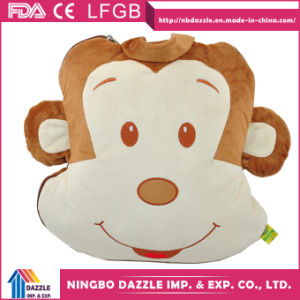 Warming Foldable 2 in 1 Animal Pillow Blanket pictures & photos