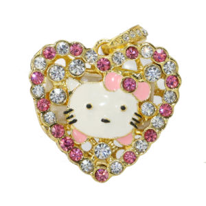 Waterproof Jewelry Thumb Drive Hello Kitty USB Pendrive Wedding Gift pictures & photos