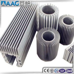 Customized Aluminum/Aluminium Heatsink as Client′s Drawing and Design pictures & photos