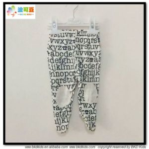 Printed Style Baby Apparel Soft Organic Infants Pants pictures & photos