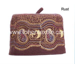 fashion Muslim Cap Crochet Muslim Embroidery Hat Prayer Cap pictures & photos