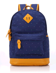 2016 Wholesale Fashion Leisure School Travel Sports Outdoor Backpack Bag Yf-Bb1601 pictures & photos
