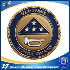 Brass Stamped Customized Challenge Coin pictures & photos