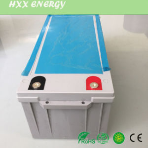 Best Price and High Quality 12V 200ah Lithium Battery for Motor Home pictures & photos