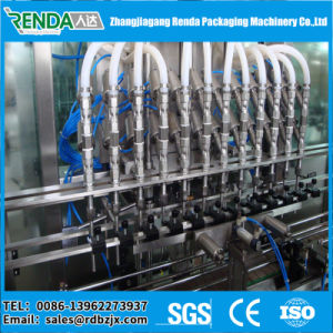 Customized Sunflower Cooking Oil Filling Machine pictures & photos