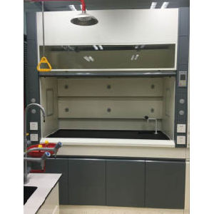2017 New Model SGS Fume Hood with Belt Transmission pictures & photos