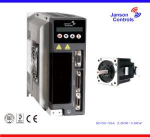 1 & 3 Phase 220VAC 200W Servo Motor and Drive /Servo Controls Drive/Servo Drive pictures & photos