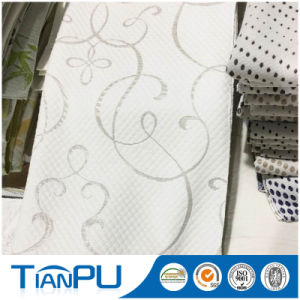 Knitted Jacquard Mattress Ticking Fabric for Bed Mattress pictures & photos
