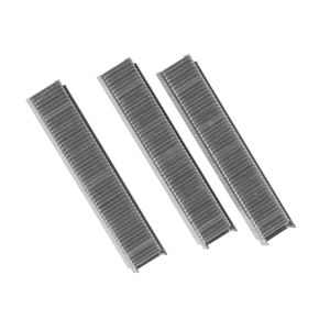 6mm Heavy Duty Nails U Shaped Galvanized Staples pictures & photos