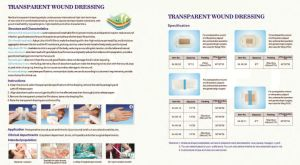 Wound Dressing for Incision After Care pictures & photos