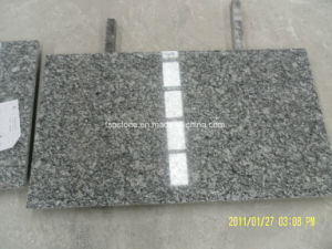 Chinese Wave White Granite Flooring Tile pictures & photos