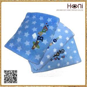 D-035 Coral Fleece Cartoon Blanket Baby