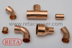 ISO 9001 Copper Fitting Made by China pictures & photos