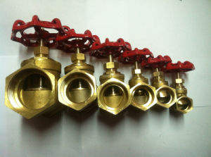CNC Machining Bronze Water Heating Valve pictures & photos