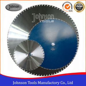 600-1500mm Laser Diamond Wall Cutting Saw Blade for Concrete Wall pictures & photos