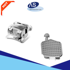 Orthodontic Self Ligating Bracket - Laser Mark Welding Mesh pictures & photos
