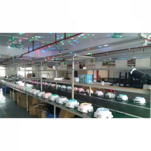 Good Quality 8X3w RGBW LED Light with 8 Gobo Effect pictures & photos