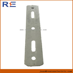 Hot DIP Galvanized Double Arming Plate for Pole Line Hardware pictures & photos