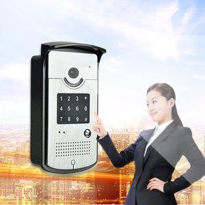 Indoor-Outdoor Telephone Video Door Phone Access Control IP Door Phone pictures & photos