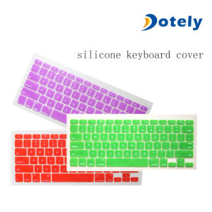 Silicone Keyboard Cover for MacBook Apple Mac pictures & photos