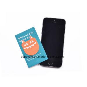 Wholesale Custom Microfiber Mobile Phone Decoration Cleaner pictures & photos